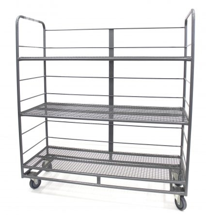 TX016 Parcel Pick Up Trolley