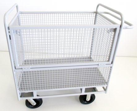 TX050 Wire Bin Trolley